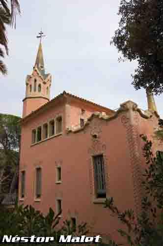 Casa Museo Gaudi.Museum Gaudi Park Guell Es English